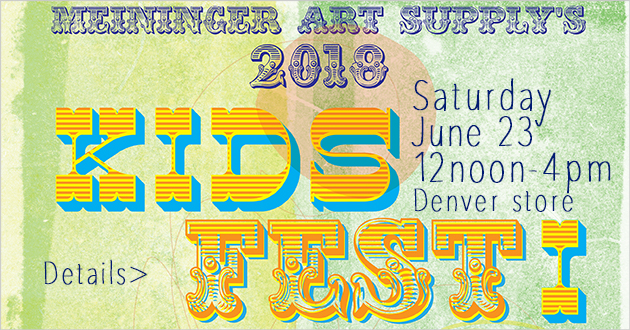 Kids Fest, Saturday, June 23, 12noon-4pm, Denver store