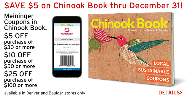 Chinook Book or Mobile App