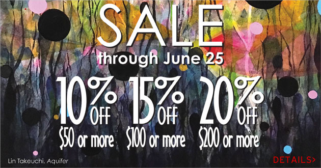 Customer Appreciation Sale through June 25