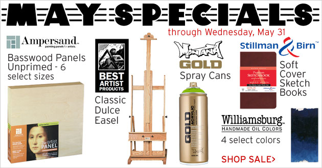 May Specials through May 31