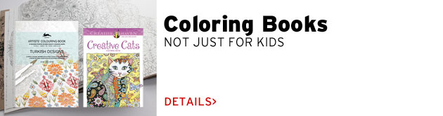 Great Selection of Coloring Books