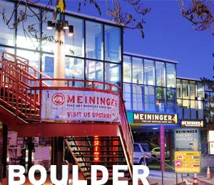 Meininger art materials denver co for Craft stores denver co